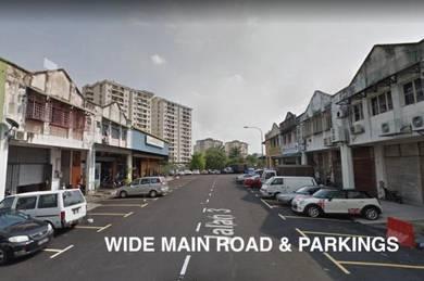 [Factory/Warehouse] 25x80 Taman Pandan Indah Industrial Park 1.5sty