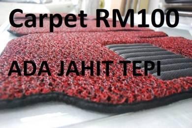 Tinted Carpet ISWARA INSPIRA WIRA J SAGA WAJA IRIZ