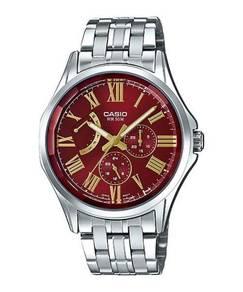Watch- Casio MULTIHANDS MTPE311DY-4 -ORIGINAL