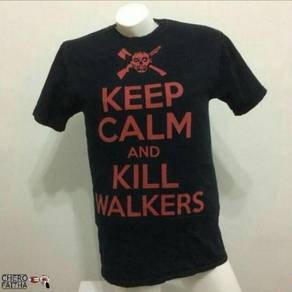 The walking Dead t shirt baju ©2013