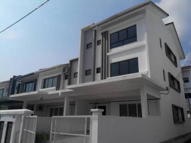 3sty Superlink House Kasia Green Bdr Baru Nilai ENDLOT [NEGOTIABLE]