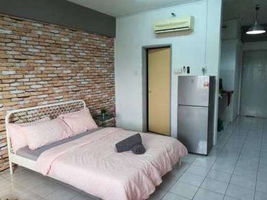 Studio KL Kompleks Mutiara , Jalan Ipoh , Retro Look