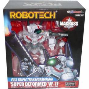 Kitz Concept Macross Robotech Super Deformed VF-1J