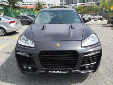 Porsche Cayenne 957 Techart MAGNUM Conversion KIT