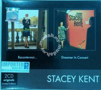 IMPORTED CD STACEY KENT Limited Edition