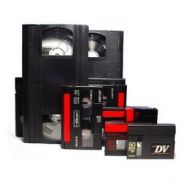 Convert VHS tapes to DVDs
