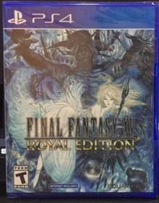 PS4 Game Final Fantasy 15 XV Royal Ediiton NEW