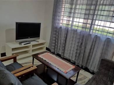 Bilik Muslimah PKNS Keramat, +wifi, lengkap perabut