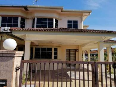Double Storey Corner House - Pengkalan Timur