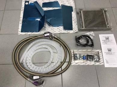HKS Oil Cooler Kit Mitsubishi Lancer Evolution 9