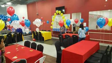 Meeting Balloon deco 00587