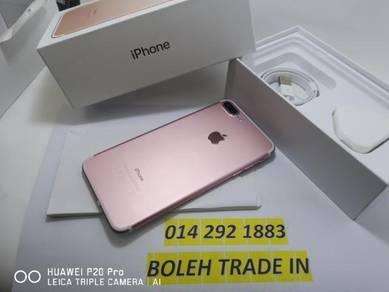 IPHONE - 7- PLUS 128GB ROSEGOLD