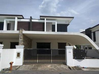 New Double Storey Semi Detaced House