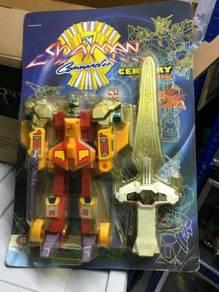 Vintage Robot Shaman Commander