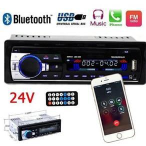 FM Radio, Bluetooth Hands-free calls MP3 Player