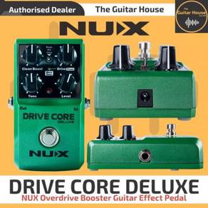 Nux Drive Core Deluxe Booster - Blues Driver Pedal