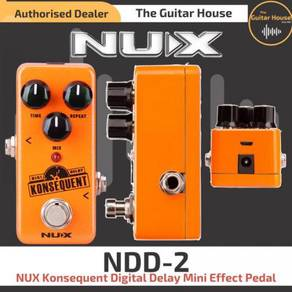 NUX NDD-2 Delay Mini Effect Pedal
