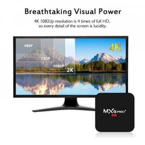 (LATEST) MX New Pro - Tv android box iptv