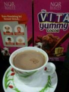 The vita yummy cocoa