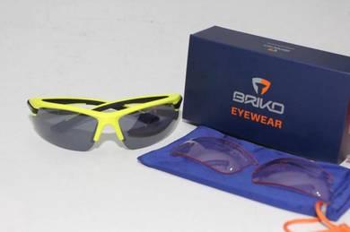 Briko Darwin sunglasses - 2 lenses