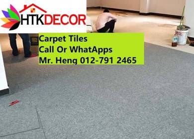 Classic Plain Color Carpet Tiles DIY nhgy8656
