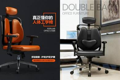 Back Pain / Lumbar Support DoubleBack Office Chair
