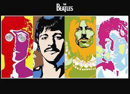Poster THE BEATLES ALA WARHOL