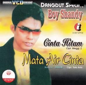 Boy Shandy–Dangdut Special VCD Karaoke