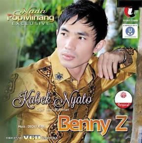 Benny Z–Nada Pop Minang Exclusive VCD Karaoke