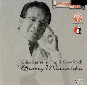 Broery Marantika–Edisi Bestseller VCD Karaoke
