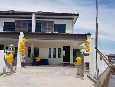 Miri NEW FREEHOLD Double Storey Terrace