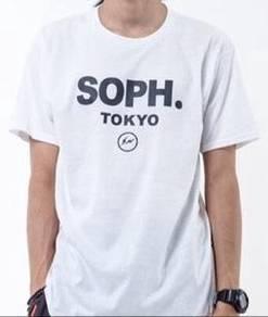 SOPH Tokyo Chill Tee Short Sleeve Man's T-Shirt