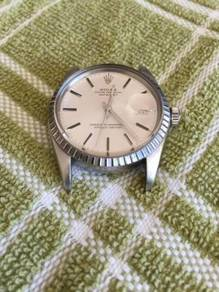 Rolex Datejust 16030 Quickset 100% Authentic