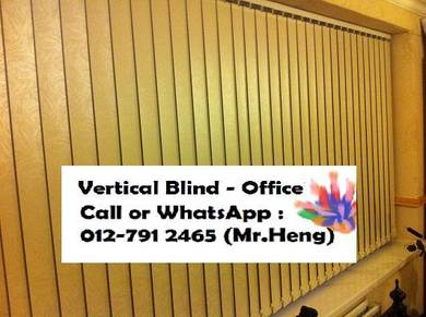 Simple Use Office Vertical Blind  81MA