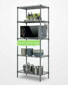 5 Tier Rack Storage