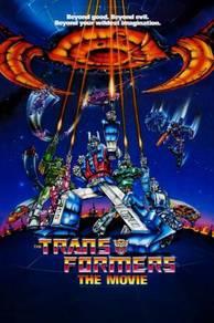 Poster TRANSFORMER MOVIE