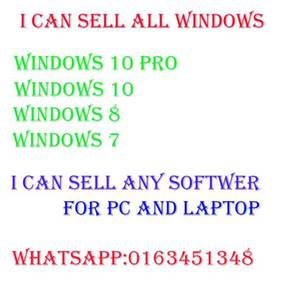 Windows for pc and laptop
