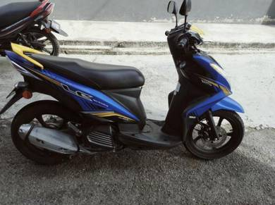 Yamaha egolc125fi egolc125 125