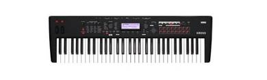 Korg Kross 2 61 - 61-Key Keyboard (FREE Headphones