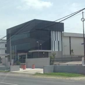 Semi-D Factory at Kampung Baru Subang