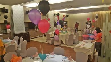 226) Wedding Boquet Balloon