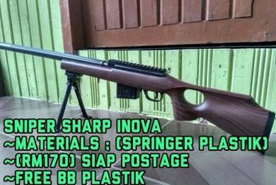 Sniper Toy Gun