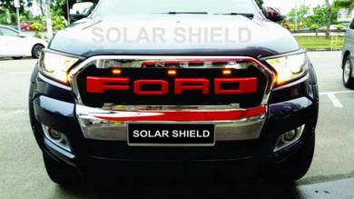 Ford Ranger T7 Front Grill LED