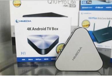 H1 Himedia H1 RK3229 Quad Core 4K Android tv box