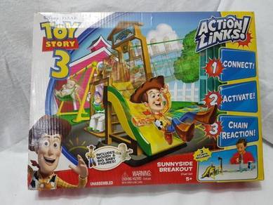 Mattel Toy Story 3 Sunnyside Breakout