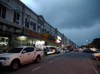 Double Storey Shop Office, Tmn Chemperak Indah, Guar Chemperak