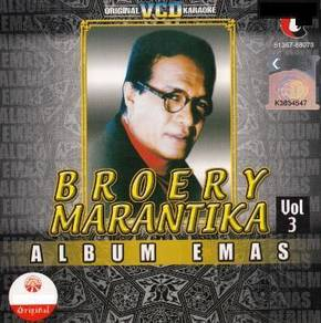Broery Marantika–Album Emas Vol.3 VCD Karaoke