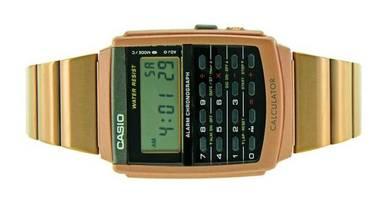 Casio Men Data Bank Calculator Watch CA-506C-5ADF