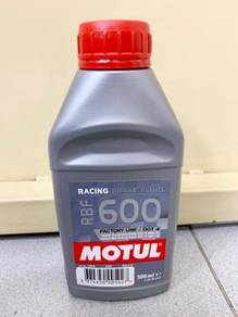 MOTUL RBF 600 Fully Synthetic Brake Fluid (500ml)