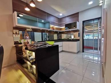 Luxury Fully Renovated Extended Ambang Botanic 2 Klang 2sty Superlink